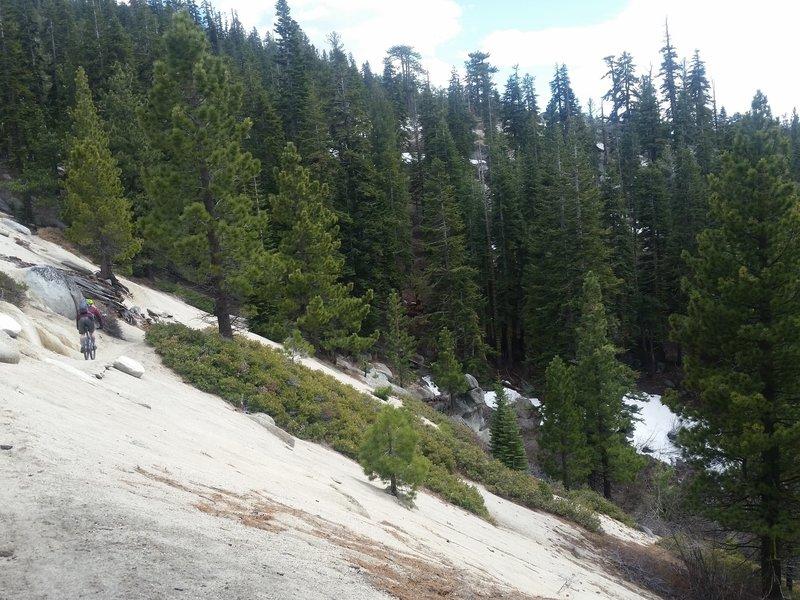 Incline Flume Trail