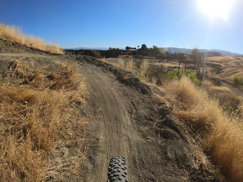 First switchback