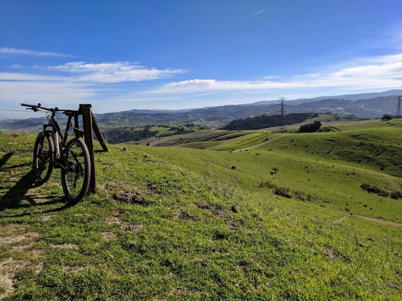 Santa Teresa County Park - Full Tour Mountain Bike Trail ...