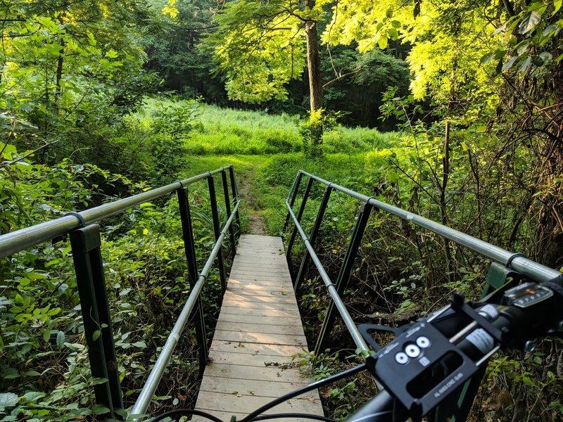 Final Bridge closing the loop.