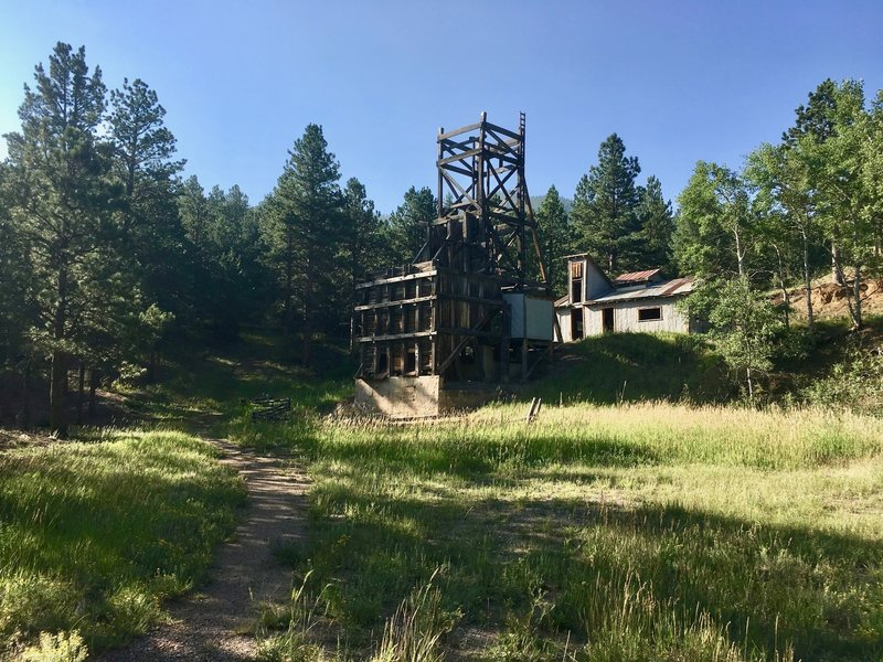The Blue Jay Mine