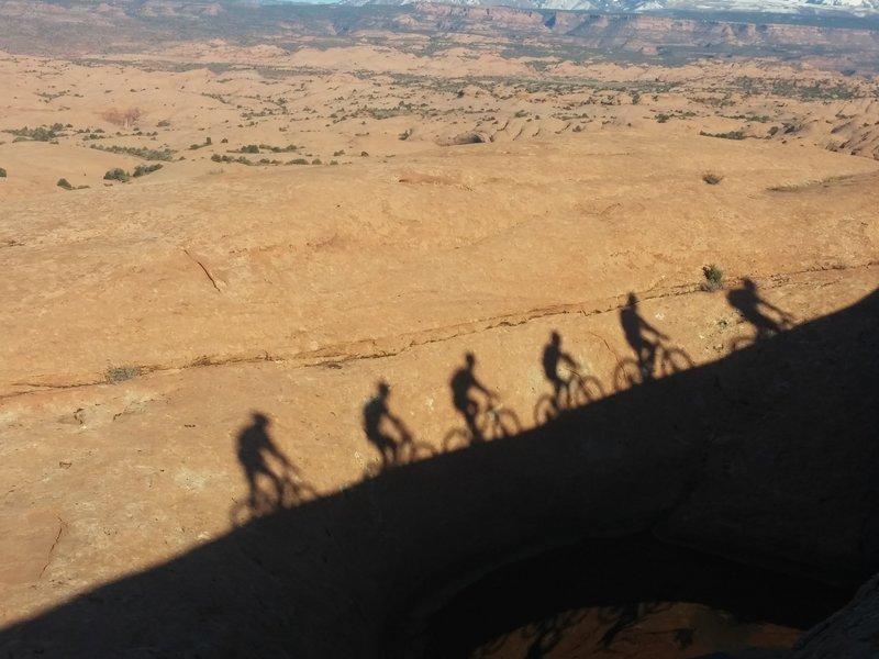 Front Rangers Juniors Cycling at Slick Rock Trail