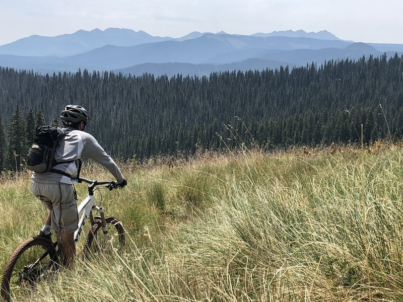 Ahhh, the Colorado Trail!