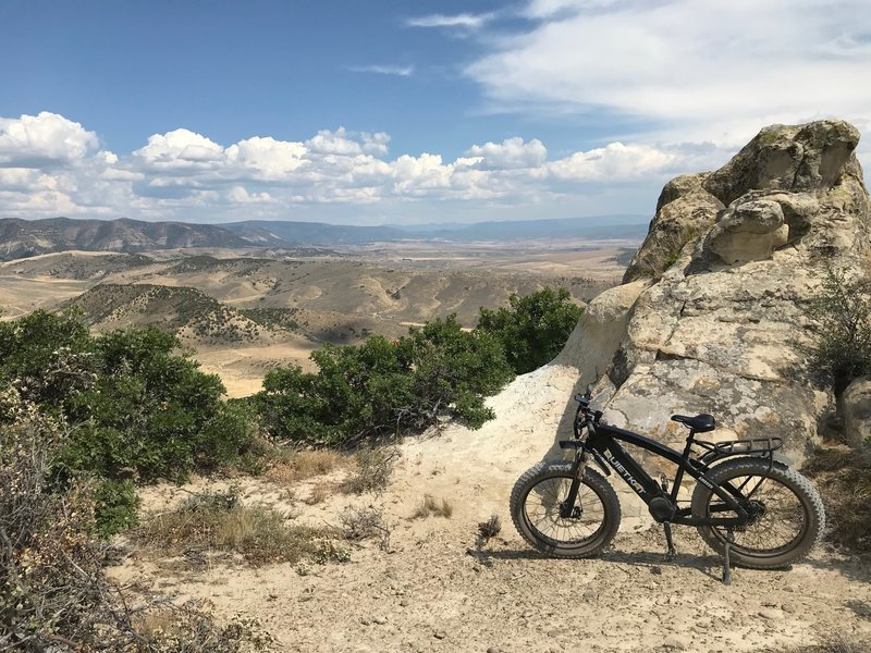Hidden Valley Rock Overlook