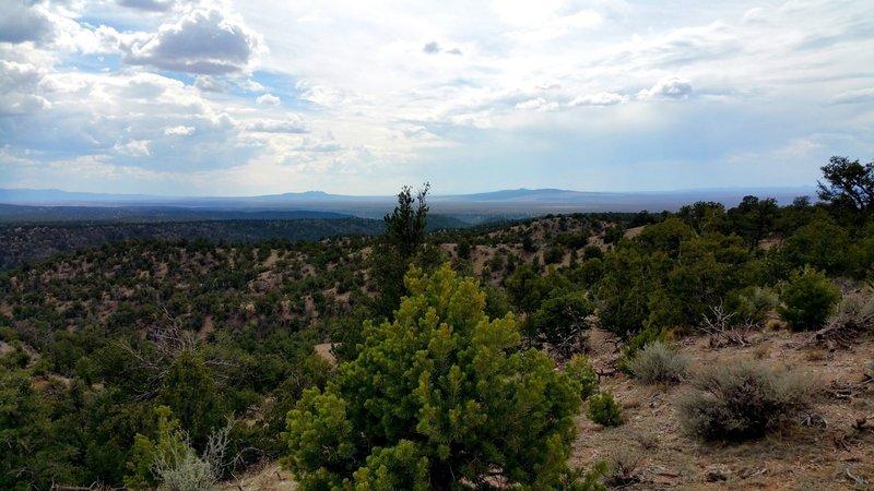 View from Garapata Ridge.