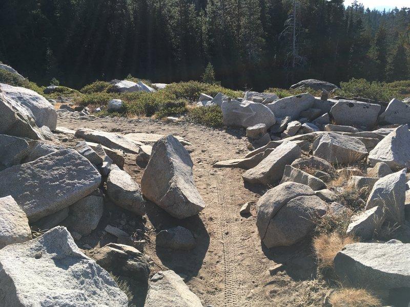 Donner Lake Rim Trail