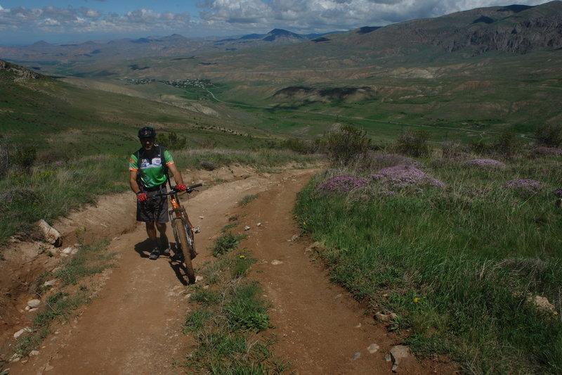 The unforgettable views of Armenian sierra