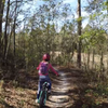 Easy ride with daughter and her friends.