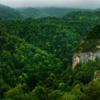Dilijan National Park views.