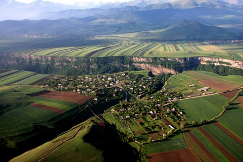 Dsegh village in Lori province.