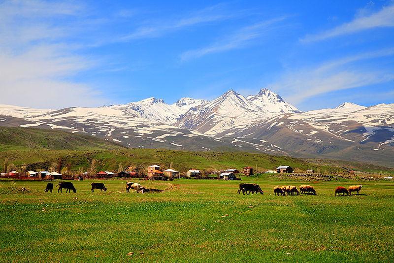 Dzoragluk village.