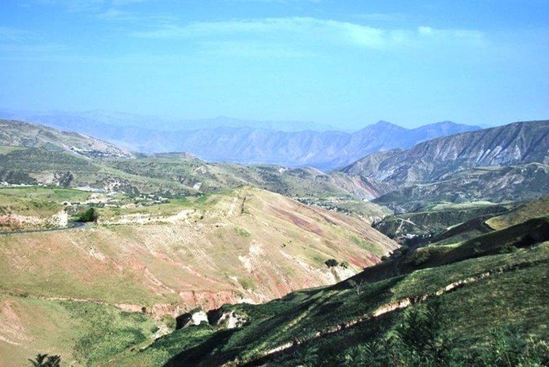 Selim mountain pass