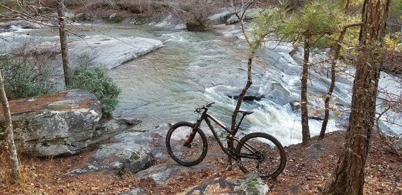 Cochran Mill Red Trail.