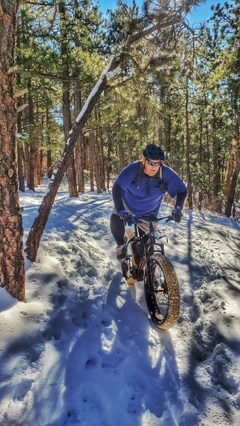 Rich Fat Biking.