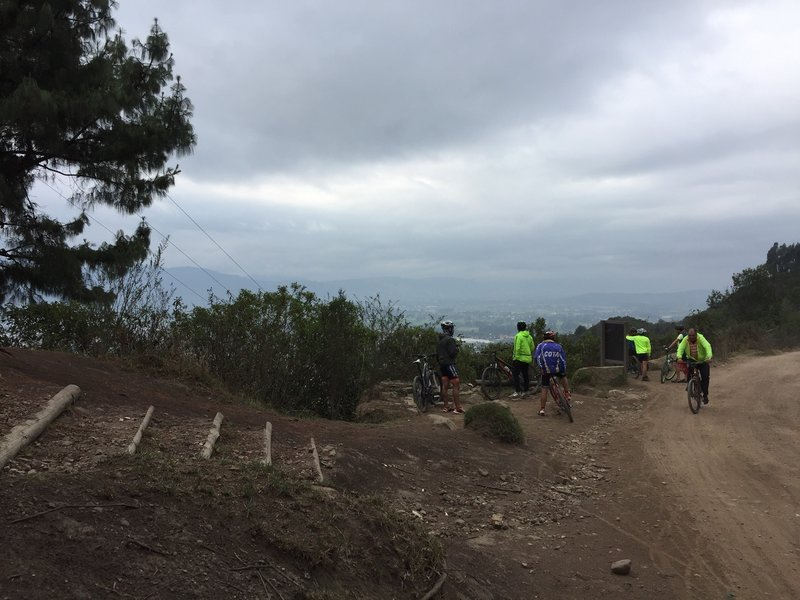 Boqueron, panoramica sabana