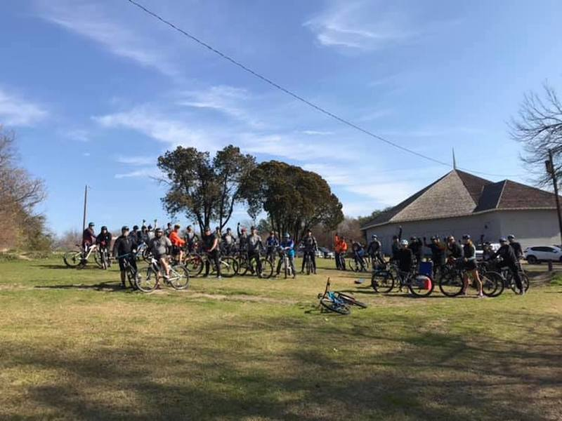Hachie MTB Trail Riders group ride