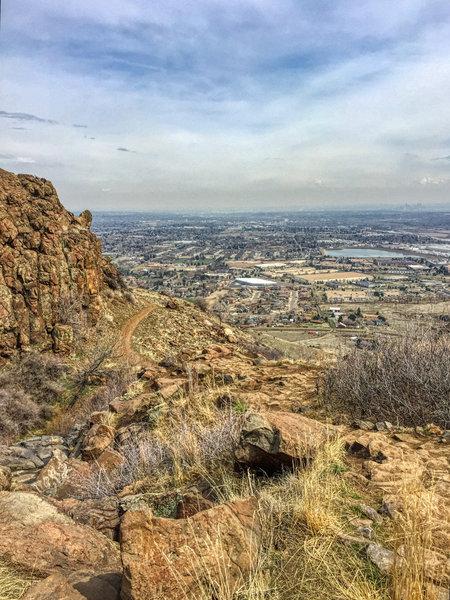 View of E Denver