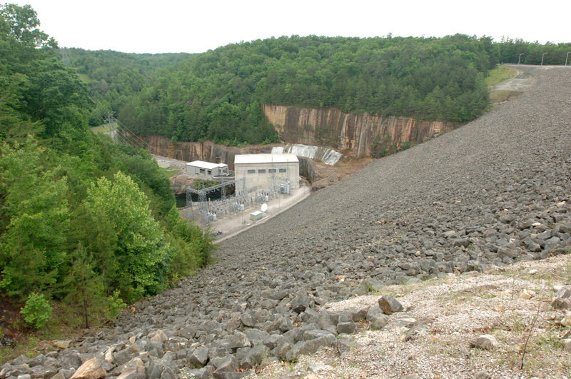 Laurel River Dam.