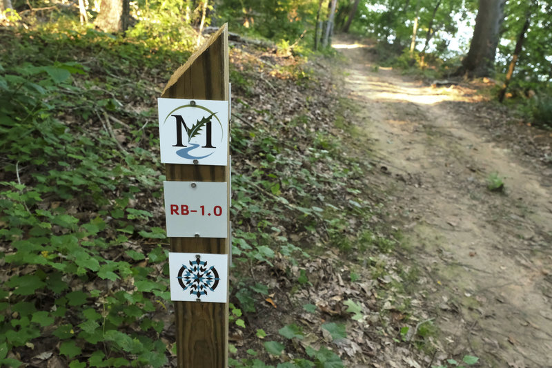 Mountain Island Park Trail