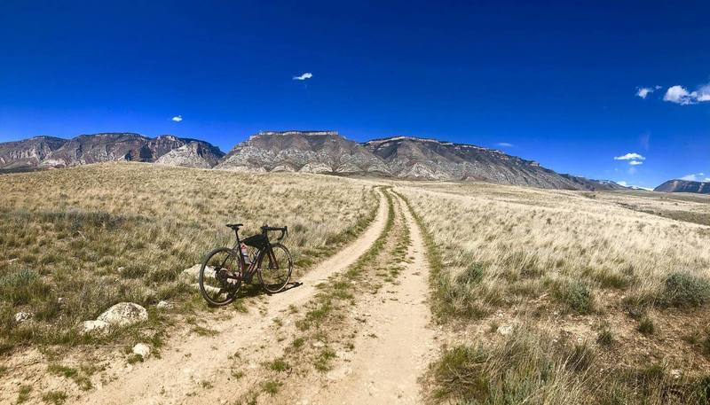 Shell/Horsecreek Road Trails / Part of the Bad Medicine 20 Ride.
