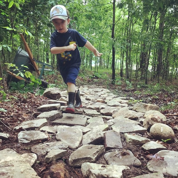 We have some of the best trail volunteers.