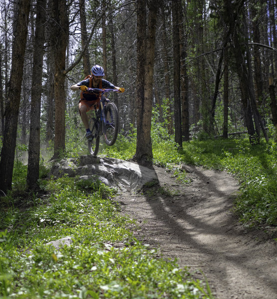 Trail options.