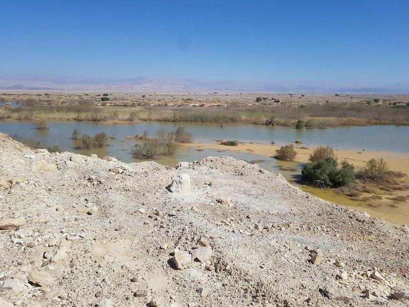 Israel Bike Trail: Moa - Yahel