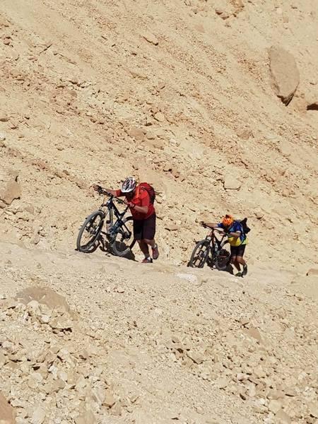 Israel Bike Trail: Yahel- Neot Smadar