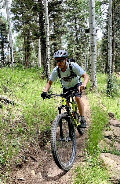 Coyote Trail singletrack/
