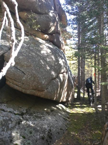 So many big rocks