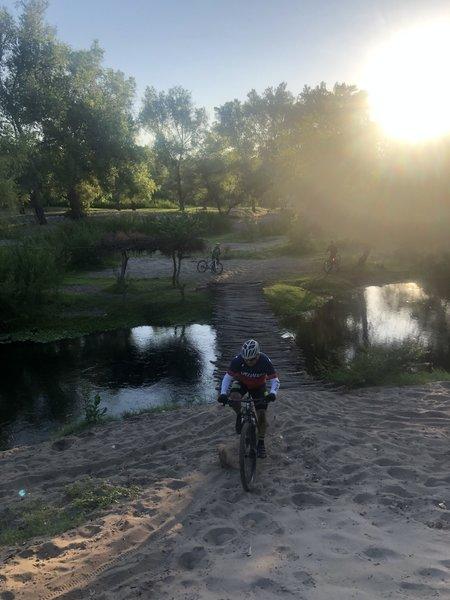 Zapotillo river