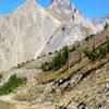 Riding near the Col de Larche. Learn more here.