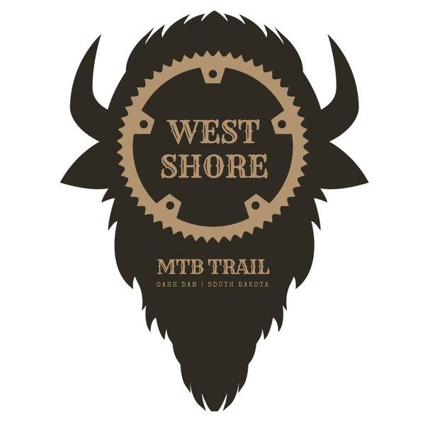 West Shore MTB Trail Logo