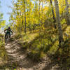 Strand Hill in the fall.... one of the best in the Crested Butte area