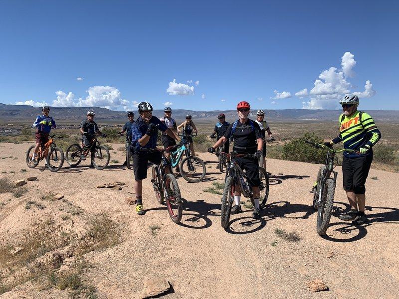 St George Mt Bike Meetup Ride
