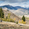 Harper's is a super fun trail, with amazing views across the valley