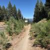 Scenic ride around Lake Tahoe via Dollar Point Trail
