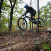 Lucas Weaver 2019 Enduro State Champion at Creature from Carvins Cove Enduro
