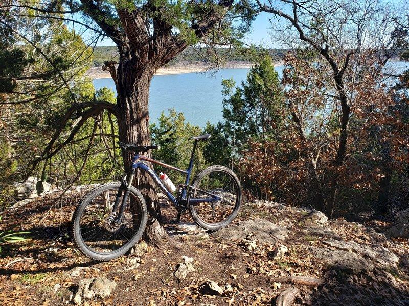 Lake Georgetown- Goodwater Loop
