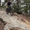 Big blind rolling rocks