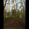 Jump on trail
