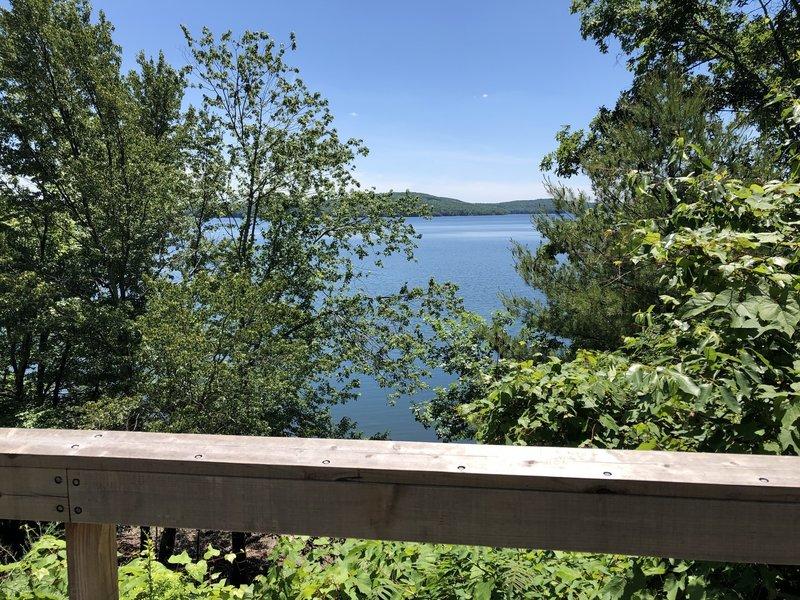 Sneak peek at the Ashokan Reservoir