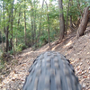 Opening climb - just before the downhill berms.