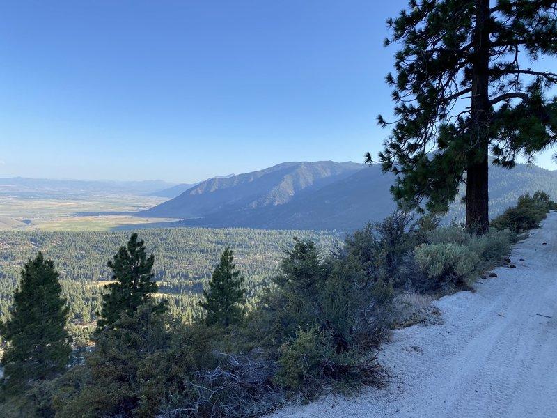 Kings Canyon Fire Road - Amazing Views of Douglas County
