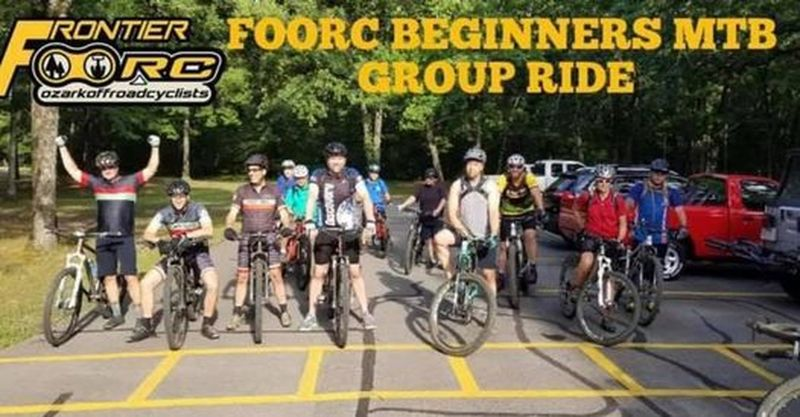 Weekly group rides every Thursday at 6:00 pm (with agreeable weather conditions).  The main trailhead by the bathrooms and boy-scout area is where everyone meets. This group ride is a mixture of all skill levels.