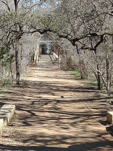 Tobin Land bridge