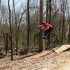 One of the wall ride drop-ins.