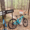 Copperhead Trail entrance.