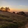 View from top of Black Hawk Ridge.