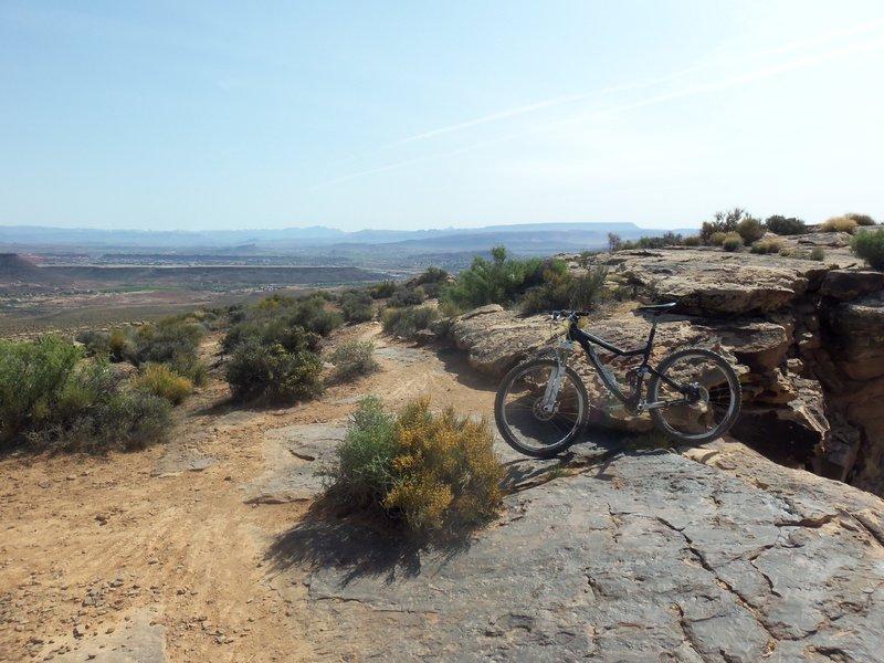 Top of Zen Trail